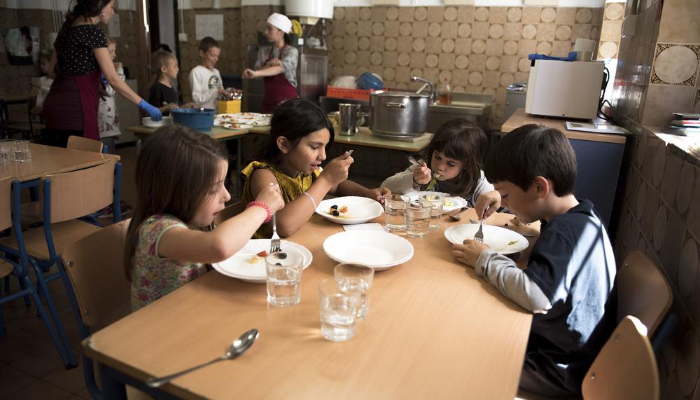 Alimentación | Las AMPA que querían dar de comer a sus hijos - El ...