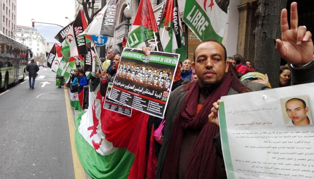 """Resultado de imagen para """"Sáhara Occidental en la memoria y en las elecciones"""""""