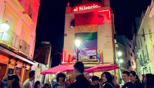 Local LGTBI Badajoz.
