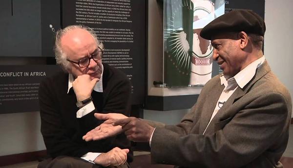 Mogobe Ramose y Santos