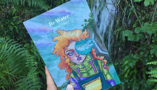 Be water libro