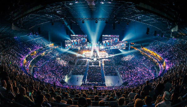 eSports, final de la ESL One 2017 de CS:GO en Colonia (Alemania)