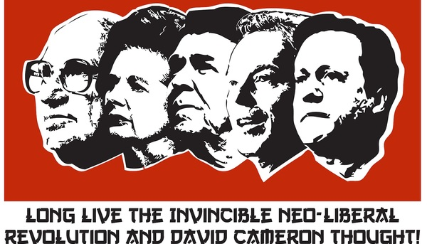 The invincible Neo-liberal Revolution