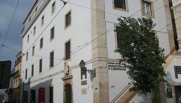 Museo do Aljube en Lisboa