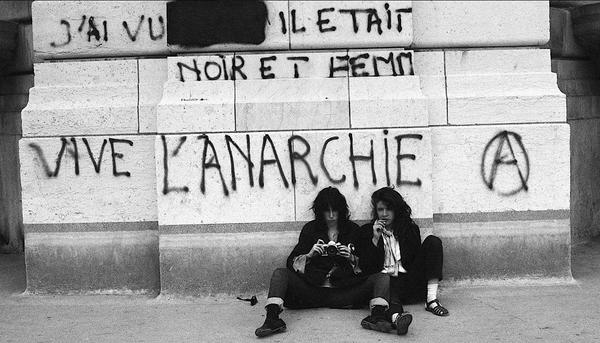 Patti Smith Paris