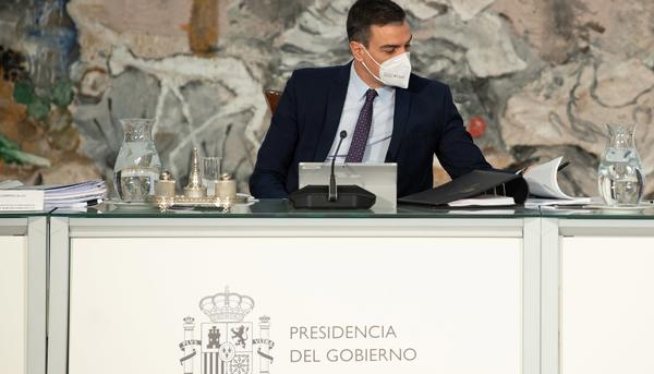 Pedro Sanchez Consejo de Ministros 210413