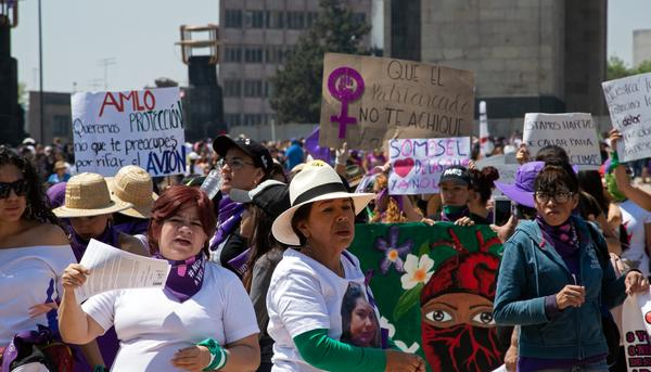 8m 2020 Mexico