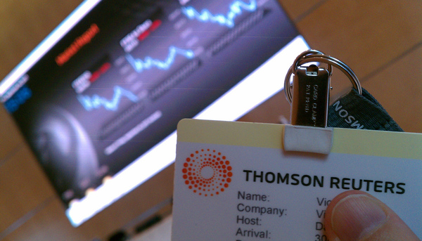 Thomson Reuters Blackstone