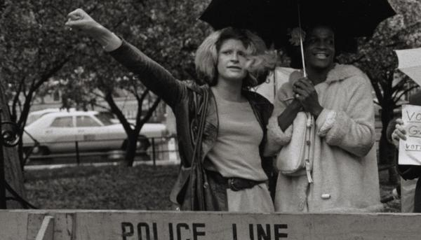 Marsha P Johnson y Sylvia Rivera