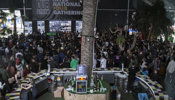 Pista Festival International Dub Gathering Alicante