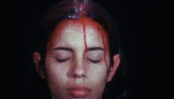 Ana Mendieta, 'Sweating Blood', 1973