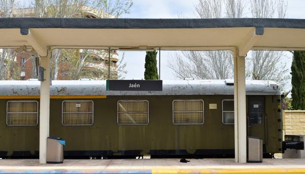 Jaén agravios tren