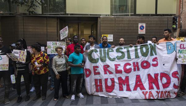 Migrantes sin citas medicas 1
