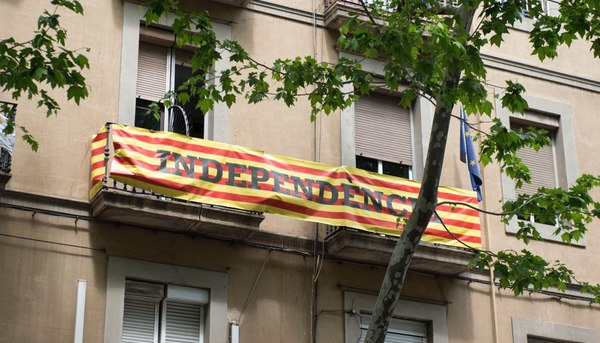 Independencia Catalaluña referendum