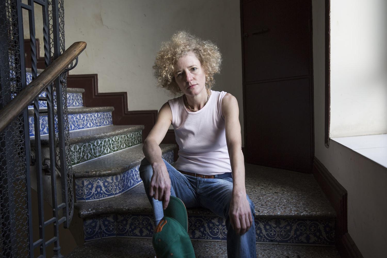 """Jana Leo: """"La falta de seguridad de las mujeres es una forma de desposesión"""""""