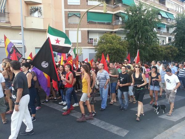 Badajoz antifascista