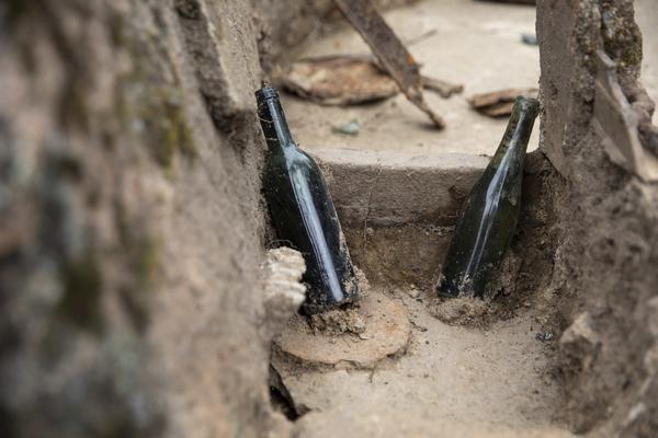 Proyecto arqueológico del Valle de los Caídos. Los campos de trabajo. - 3