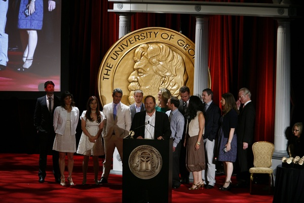 Harvey Weinstein PEABODY AWARDS
