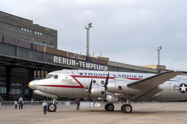 Berlín - 3 Tempelhof