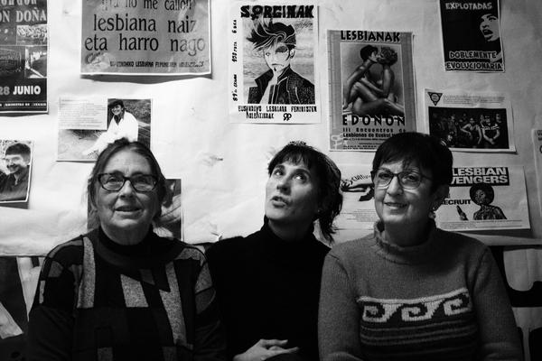 Bilbao feminismo antimilitarismo