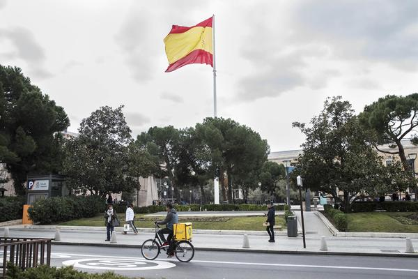 Glovo Plaza Colon