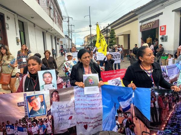 Caravana de Mujeres Centroamericanas