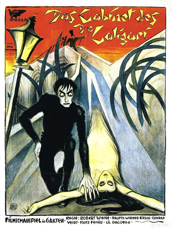 El Gabinete del Doctor Caligari vertical