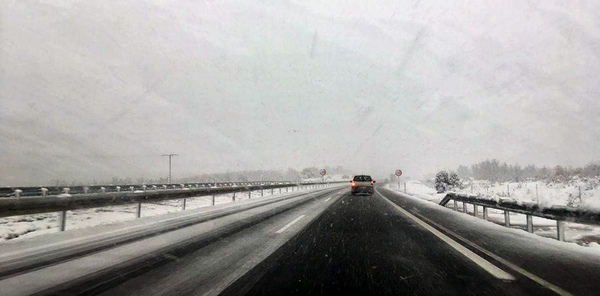 tormenta de nieve AP6