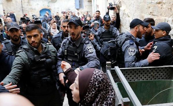 Abu Assab cisjordania