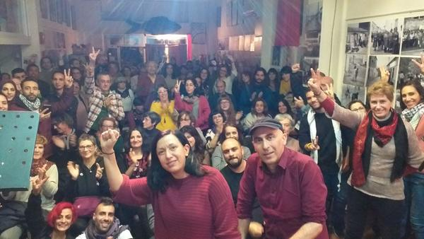 Rafeef Ziadah en Madrid