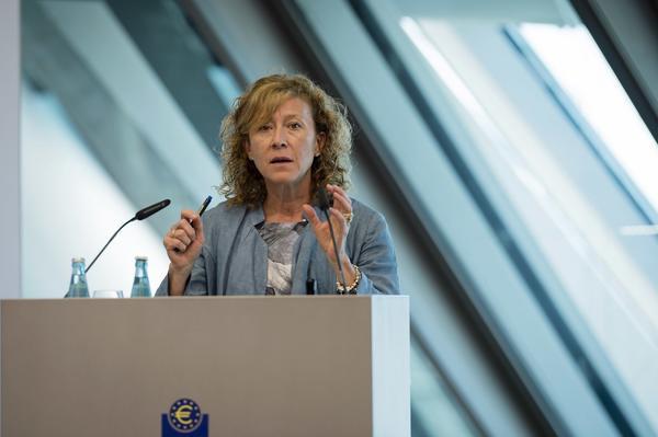 La subgobernadora del Banco de España, Margarita Delgado, ha cargado contra el impuesto a las transacciones financieras por el mismo motivo de siempre: para proteger a la banca y al Ibex 35.