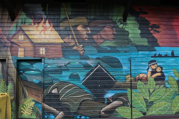 Mural Trafikintuwe II
