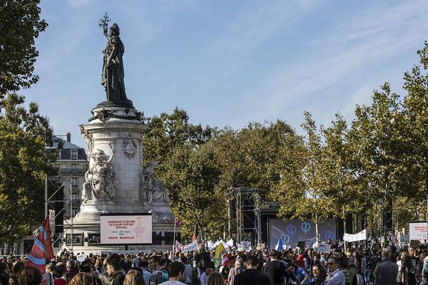 Francia reforma laboral