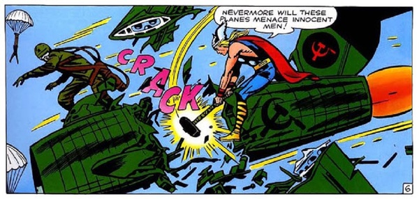 Journey into Mystery 84 - The Mighty Thor Vs. The Executioner