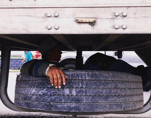 Caravana migrante México Centroamérica 3