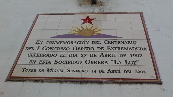 Plaza Miguel Sesmero