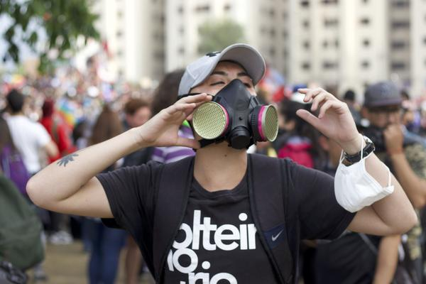 La experiencia de las manifestaciones y las asambleas que surgieron del estallido chileno de 2019 sirvieron de base para redes de solidaridad en tiempos de pandemia.