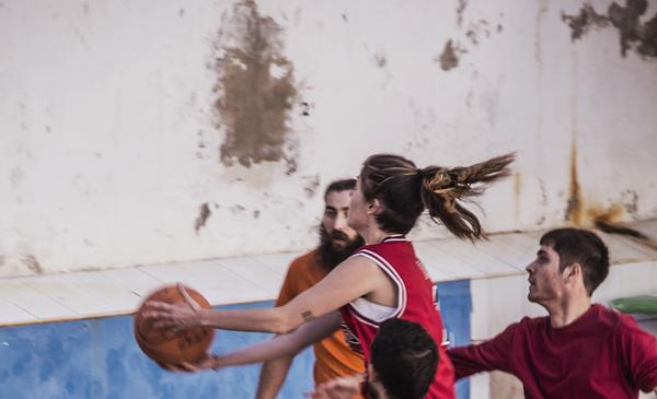 Baloncesto Desde Abajo