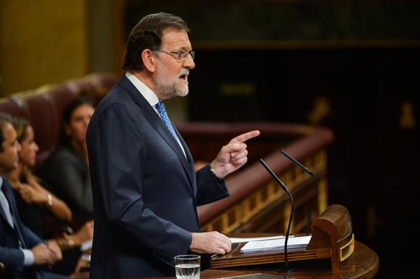 Investidura Rajoy