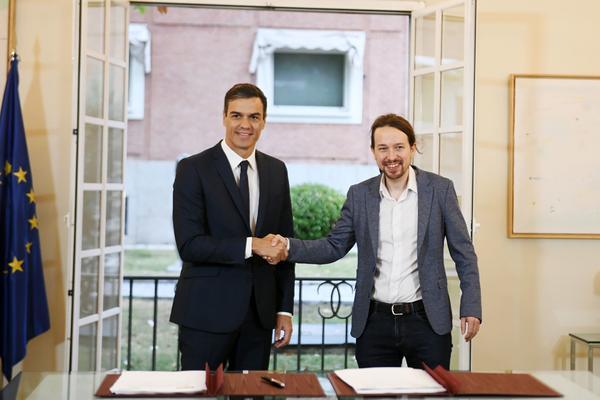 Sánchez Iglesias acuerdo SMI
