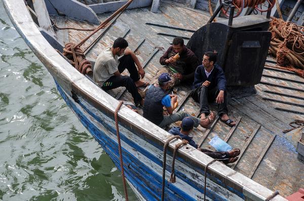 Pesca Marruecos