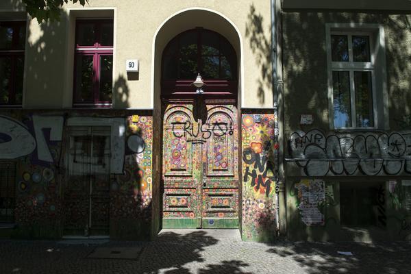 Kreuzberg portal Berlín