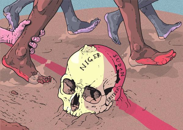 Imperialismo en África / Niger