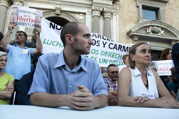 Carlos Cano y Carmen Bajo