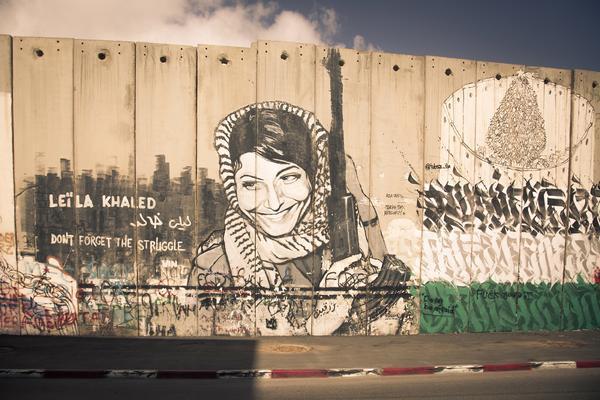 Mujeres palestinas - 1