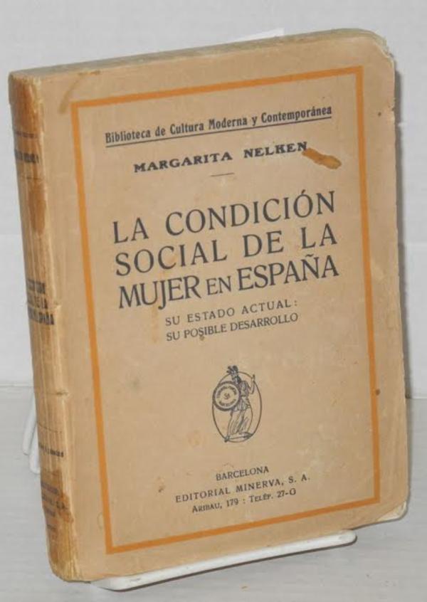 Margarita Nelken libro