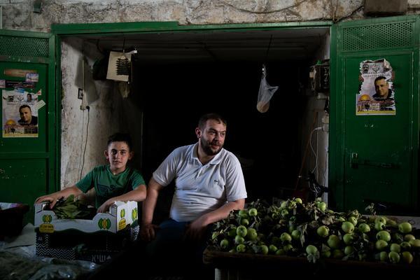 Economía en Palestina 1