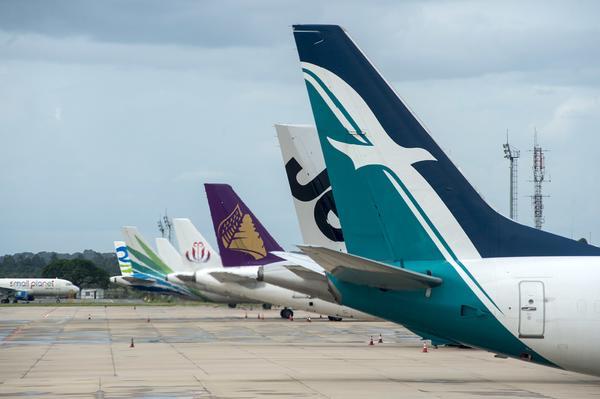 aviones compañías aéreas