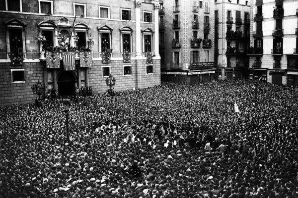 Segunda republica Barcelona