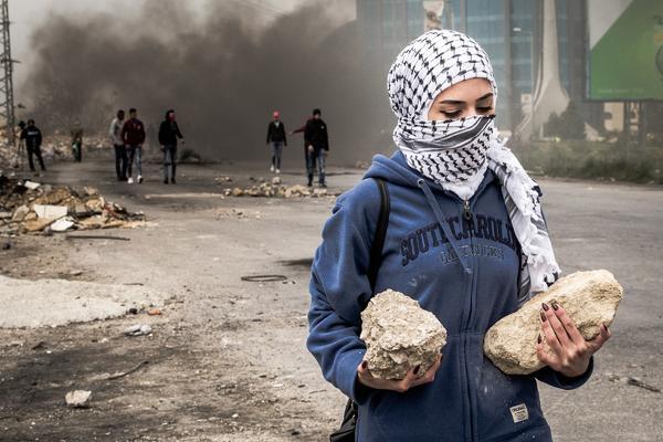 Mujeres palestinas - 3